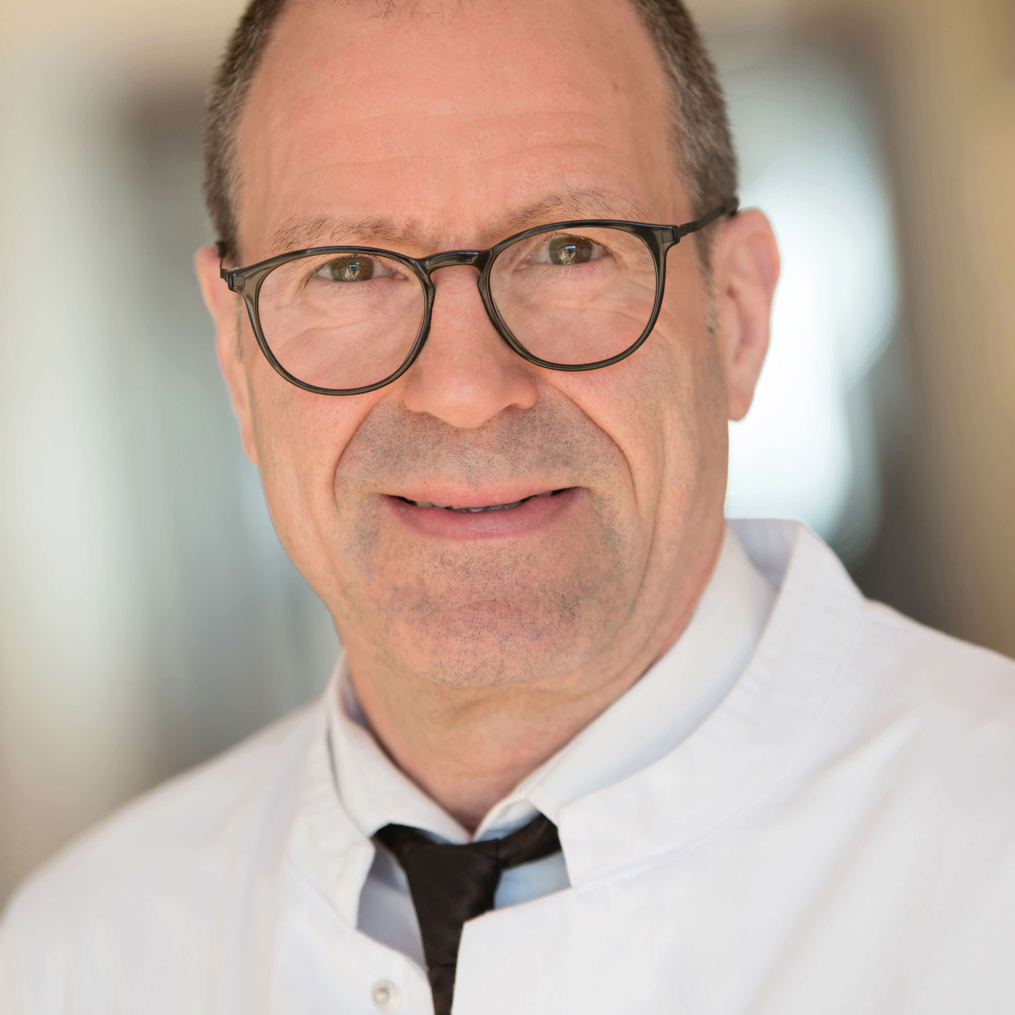 [Translate to Einfache Sprache:] Prof. Dr. Christof Sohn, Managing Medical Director of the Heidelberg University Women's Hospital